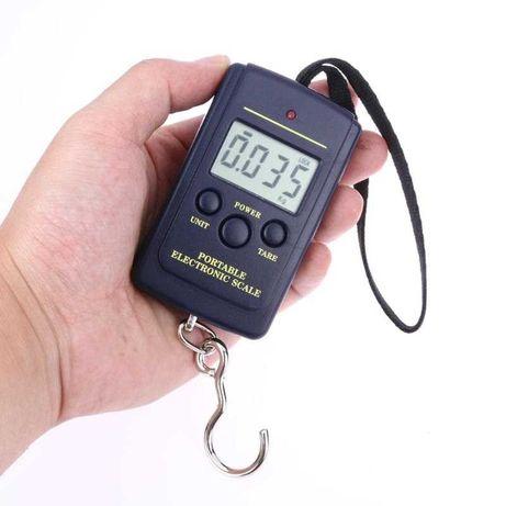 Електронні ваги ручні (кантер\безмін)