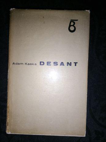 Książka Desant