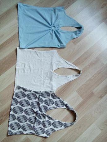 bluzeczki bez pleców idealne na lato i do kostiumu kąpielowego**Super