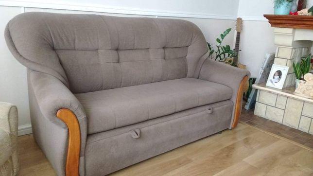 Sofa rozkladana bardzo wygodna