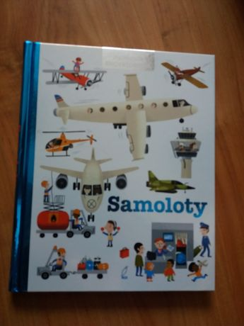 Encyklopedia dla dzieci samoloty