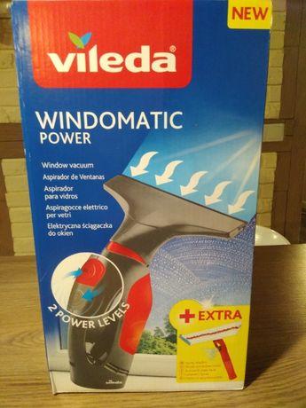 vileda windomatic power myjka do okien