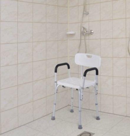 Cadeira de banho ajustavel