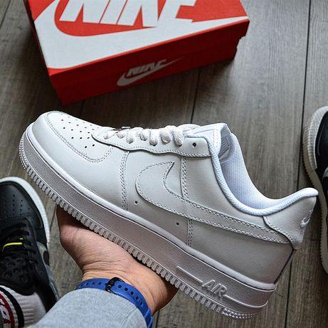 Кожаные кроссовки Nike Air Force 1 Low | Лицензия 2020