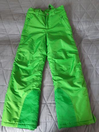 spodnie narciarskie TCM Tchibo 134/140