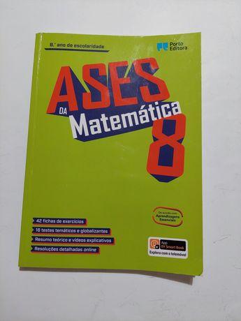 Caderno exercícios matemática 8 ano