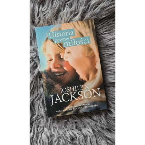 "Joshilyn Jackson ""Historia pewnej miłości"""