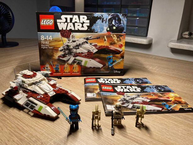 Lego Star Wars 75182 (Republic Fighter Tank)