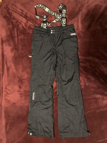 Brugi damskie spodnie narciarskie 2AGL r. M system Recco