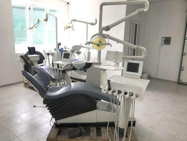 Стоматологічна установка Sirona C1+