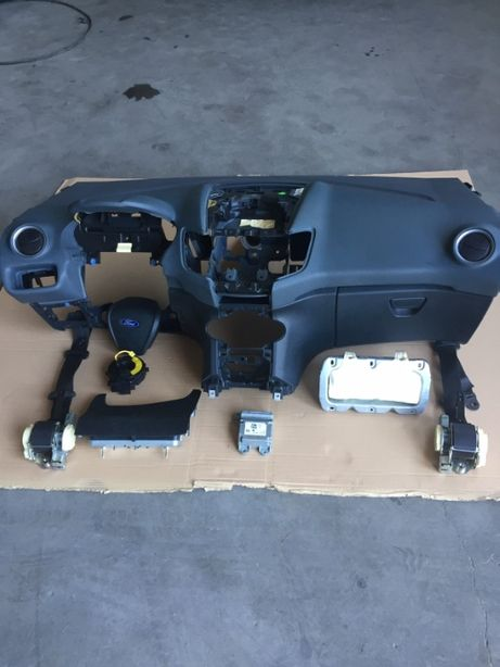 Ford Fiesta VI Kit Airbags Completo