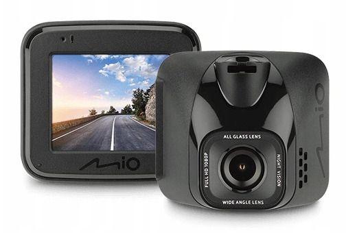 Nowa kamera, kamerka samochodowa, wideorejestrator Mio C560 FullHD