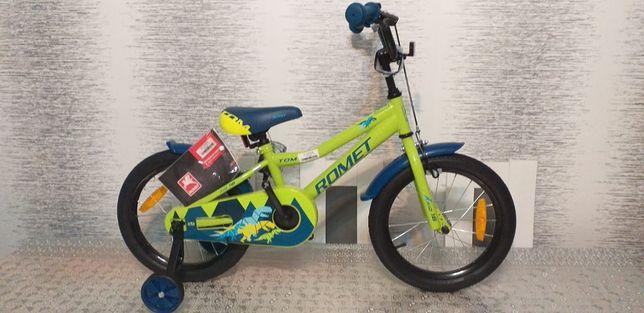 "Nowy Rower Romet Tom Kid 16"" Model 2021 Dino Sklep Raty"