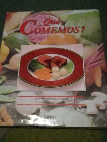 Livro Que comemos?