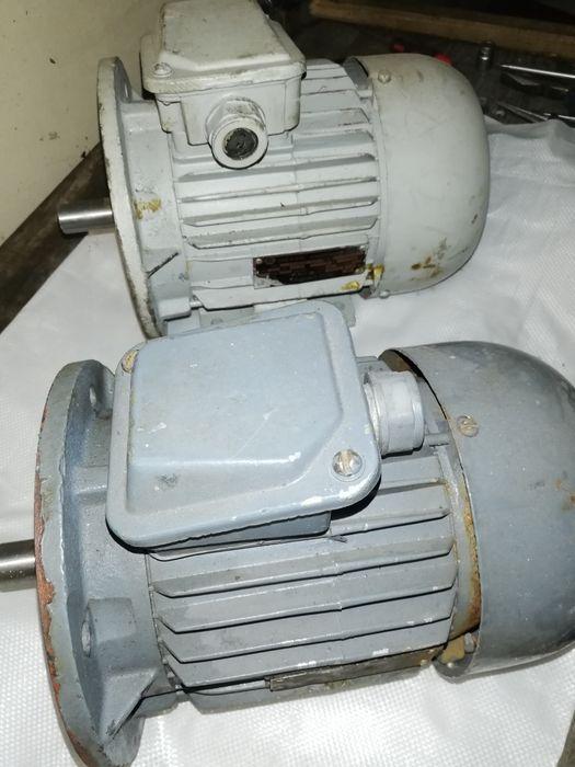 Электродвигателя 1,5квт на 3000 оборотов. Ахтырка - изображение 1
