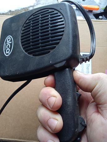 Обогреватель автомобильный,можно снимать и греть