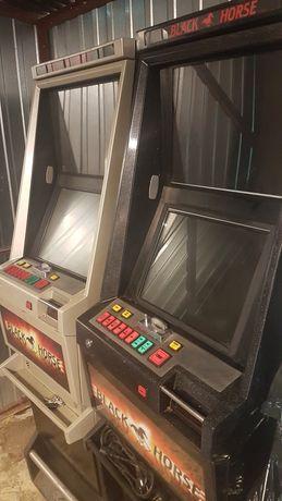 Black horse automat do gry