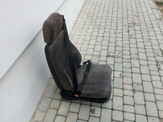 Fotel siedzenie kierowcy MAN ISRI