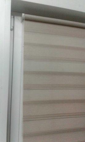 Тканеві ролети день-ніч м.Миколаїв/Тканевые ролеты день-ночь Николаев