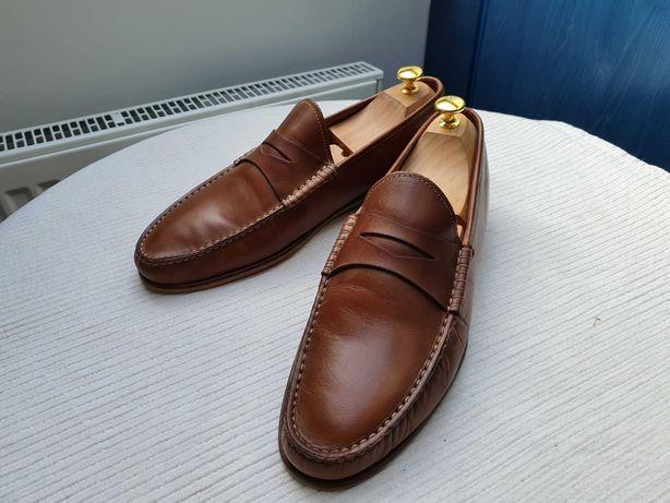 M&S mokasyny penny loafer roz. 44 Loake Barker Grenson Berwick