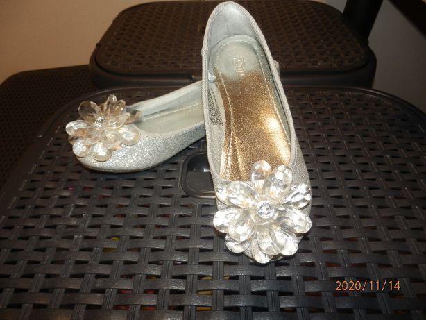 Buty, balerinki dla dziewczynki