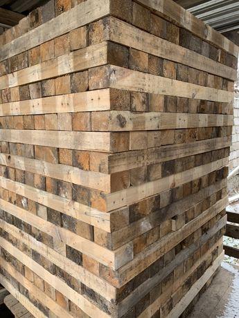 Брус деревянный один метр