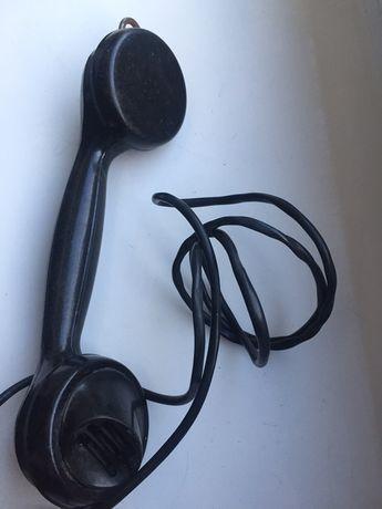 Słuchawka z telefonu - Retro
