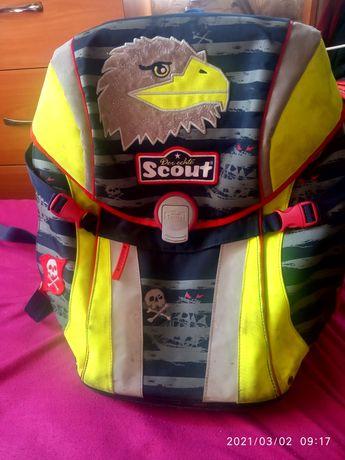 Шикарный школьный рюкзак