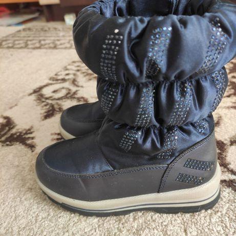 Зимові чобітки 28-29 розмір