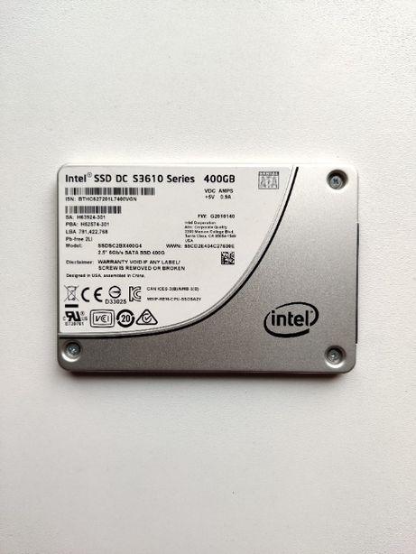 "Серверный SSD накопитель INTEL DC S3610 400GB 2.5"""