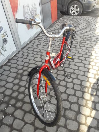 Велосипед дорожник ЛЮКС