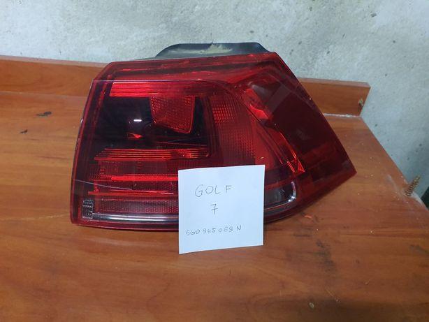Lampa tylna prawa VW GOLF VII 5G0945O96