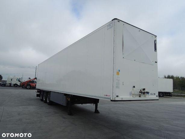 Schmitz Cargobull Bez Agregatu  Chłodnia Schmitz Doppelstock,