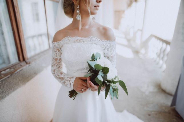 Весільна сукня | Свадебное платье | Dressbar Ameliagency