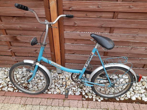 Sprzedam stay rower typu składak.