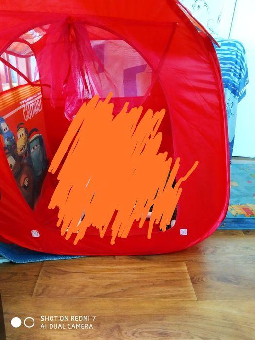 Продаю децкую палатку Десна - изображение 1