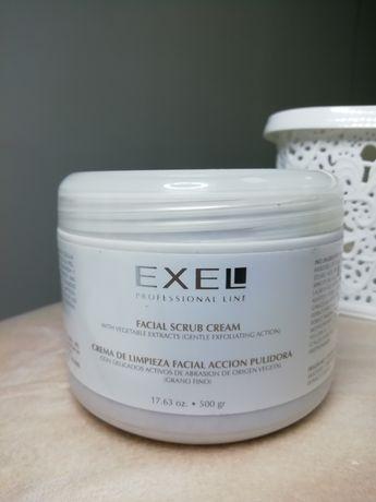Скраб EXEL для лица и тела, увлажняющий, розпив 50мл