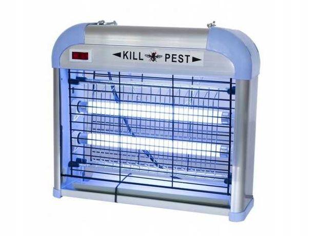 Lampa Owadobójcza Muchy Komary Osy owady KILL-PEST 12W