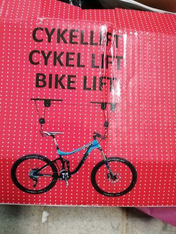 Suporte bicicletas