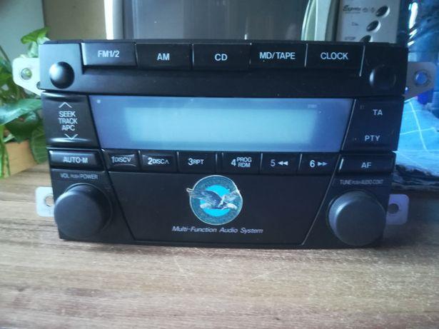 Mazda Premacy radio