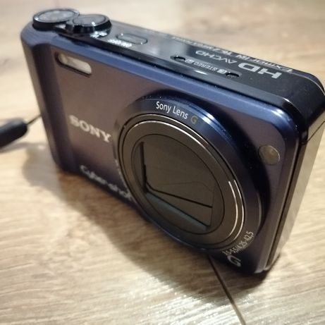 Sony DSC- HX7V  16GB + Ladowarka +Etui