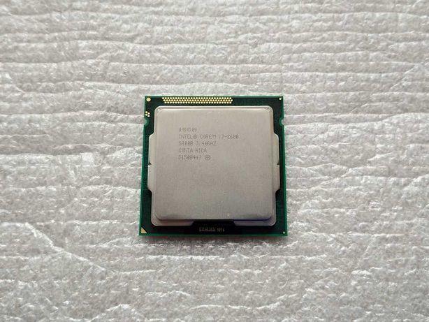 Процессор Intel Core i7 2600, сокет 1155