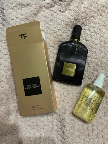 Продам духи Tom Ford Black Orchid и Tom Ford Bitter Peach,  Gucci Flor