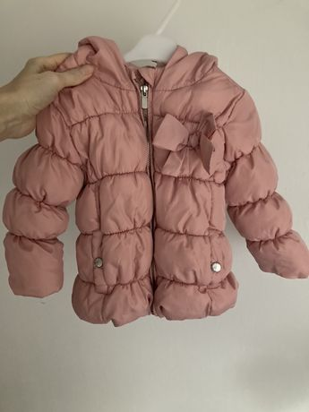 Zara kurteczka zimowa 86