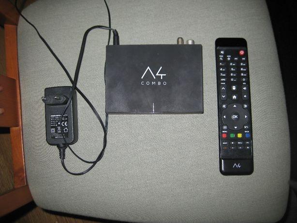 receptor amiko a4 ( cabo e satelite )