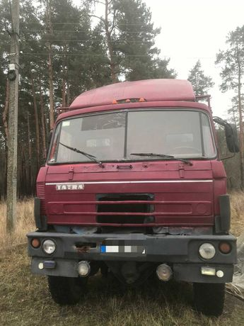 Продам Татра-815 1989 г.седельный тягач