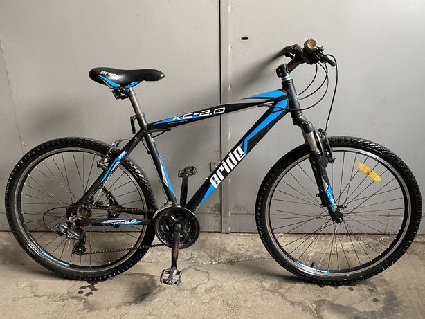 Велосипед Pride XC-2.0 26 Алюминиевы