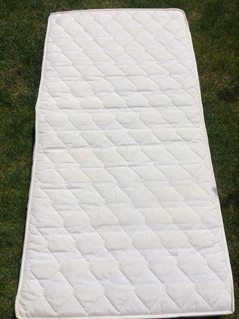 Materac lateksowy z kokosem do łóżeczka 140x70