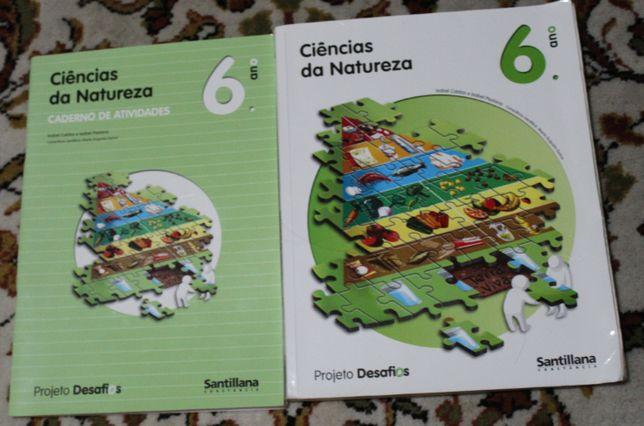 Ciencias da natureza 6ano