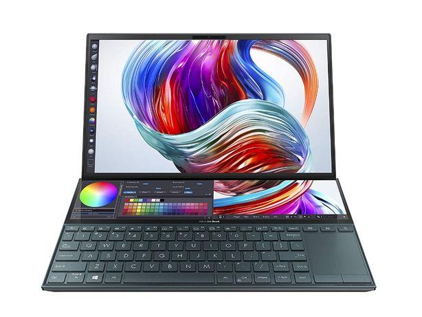 ASUS ZenBook Duo UX481 i7/8G/512G